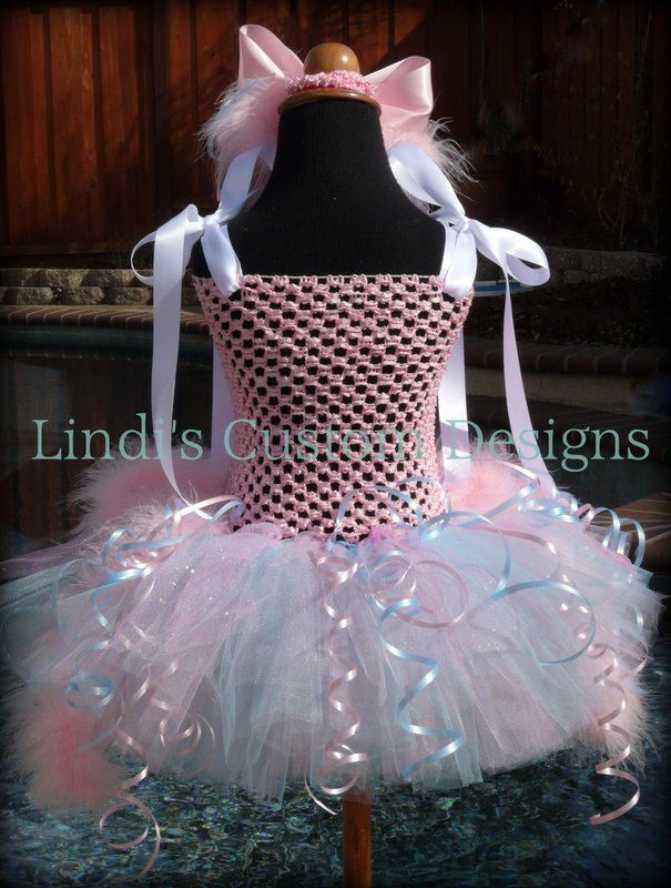 Princess Cotton Candy Tutu Dress Costume & by sweethearttutus, $69.00