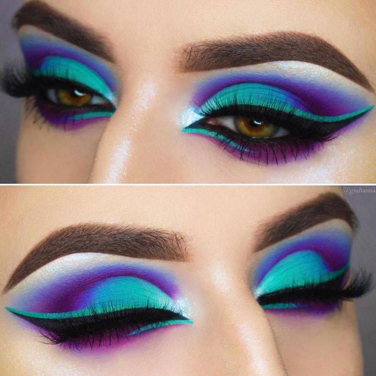 "3,043 Likes, 18 Comments - Sugarpill Cosmetics (@sugarpill) on Instagram: ""@giuliannaa created this ever so dreamy look using #sugarpill Velocity and Poison Plum eyeshadows!"""