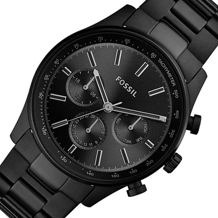 Fossil BQ2448 Sullivan Analog WR50m Male Sports Watch in