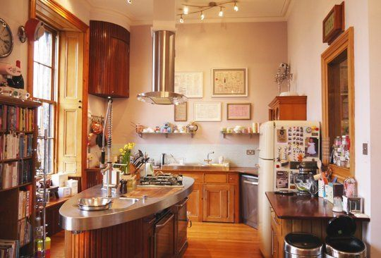 A Scottish Kitchen Made Out of Reclaimed Ship Parts — Kitchen Spotlight | The Kitchn