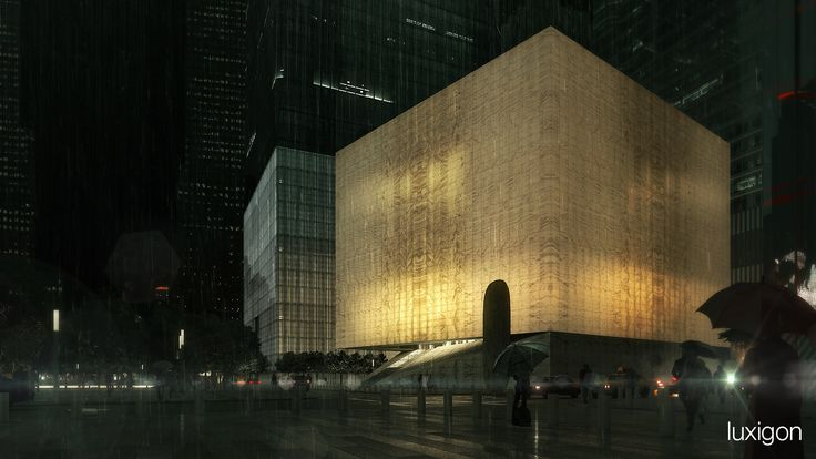 REX - The Perelman Center WTC - New York, USA