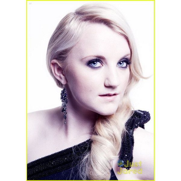 evanna lynch. <3 ❤ liked on Polyvore featuring evanna lynch and evanna
