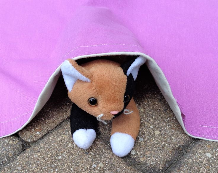Organic Pet Catnip Blanket Mat Purple from  Carla Weeks has a 10/10 green rating. Buy online - members save $ 0.55