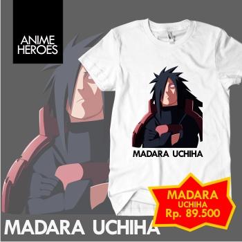 Kaos Naruto - Madara Uchiha