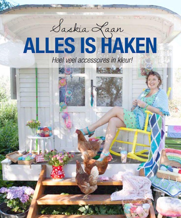 Book Cover: Alles is haken