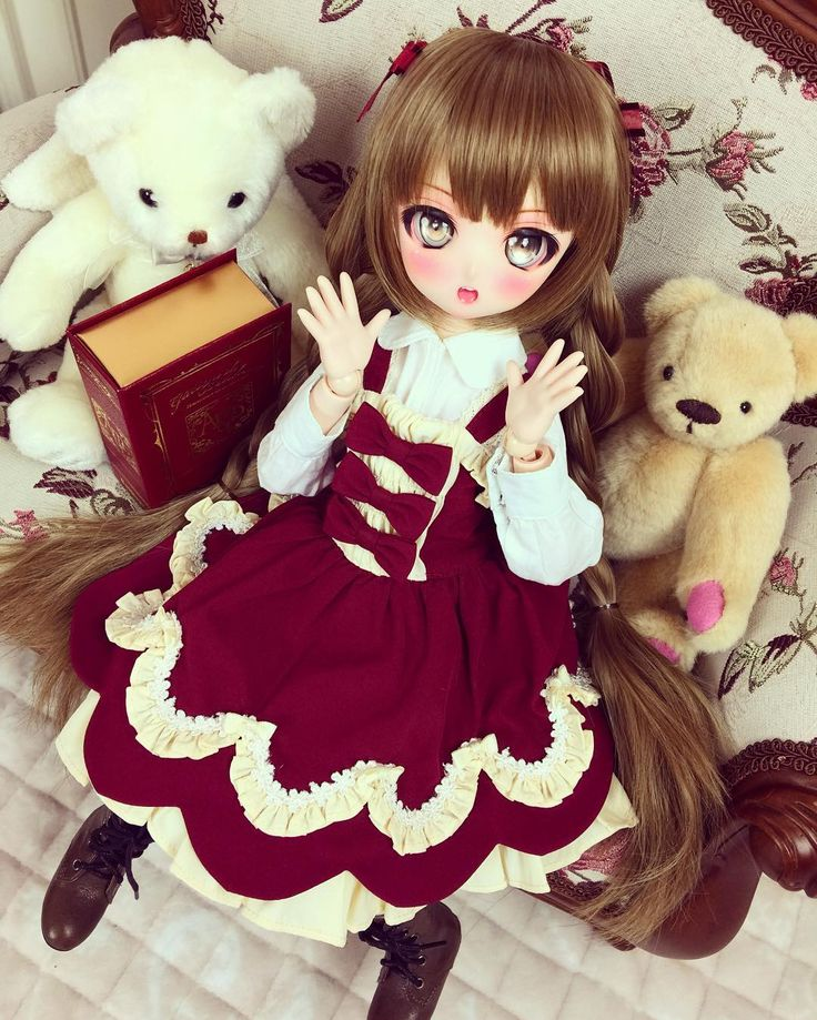 Photo by nanamijunko | Dolls | Pinterest | Dolls, Bjd and ...