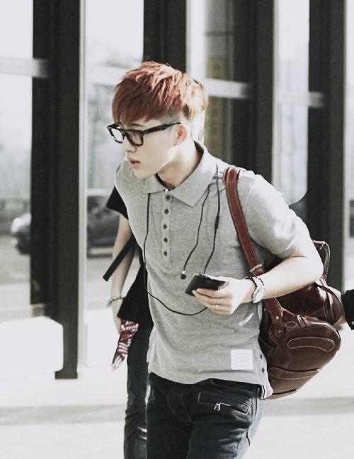 Kim Hanbin • B.I • iKON