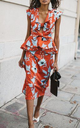 Kalahari Dress by Johanna Ortiz