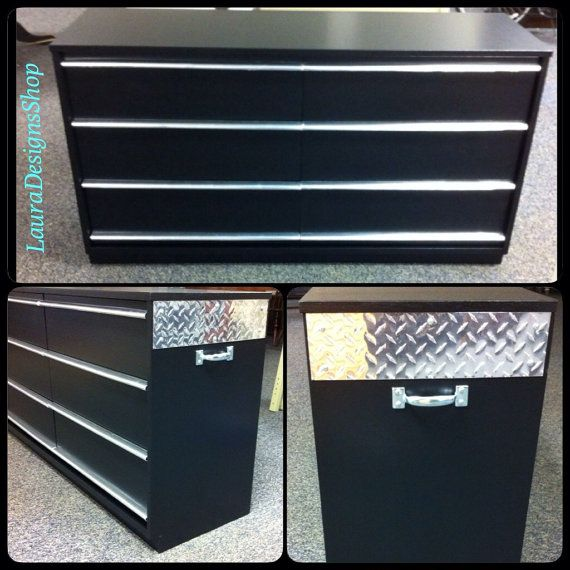 Tool Box Dresser by LauraDesignsShop on Etsy