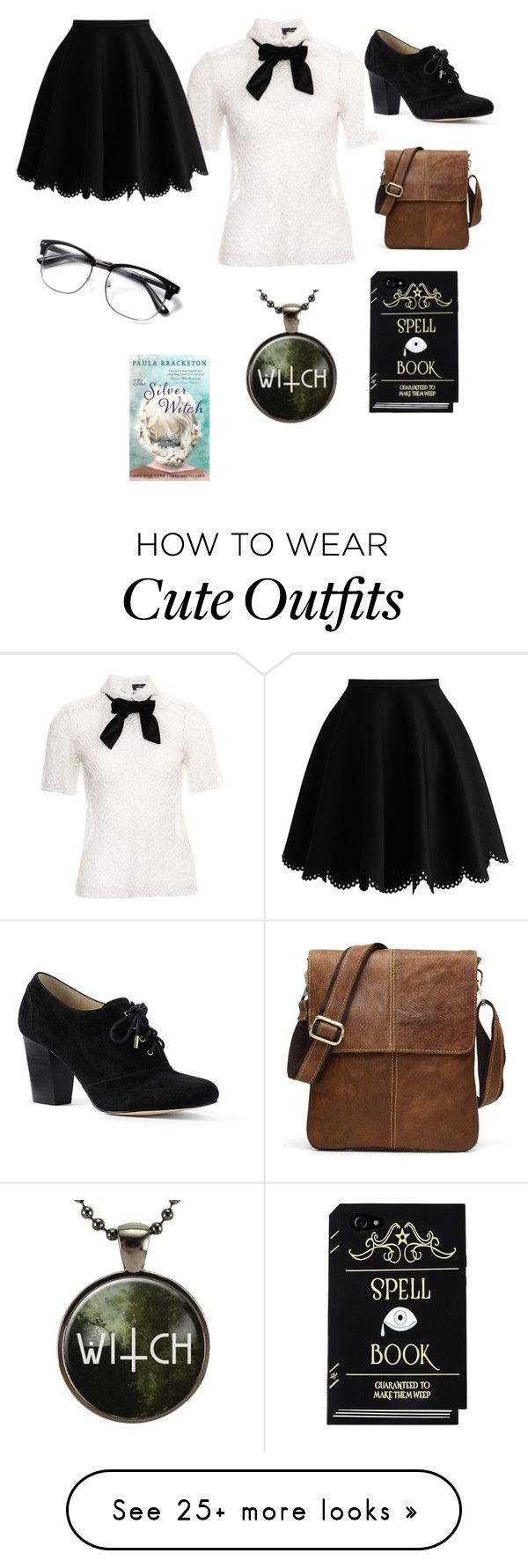 """Cute girly  outfit"" by ashleyallen1997 on Polyvore featuring The Kooples and Lands' End"