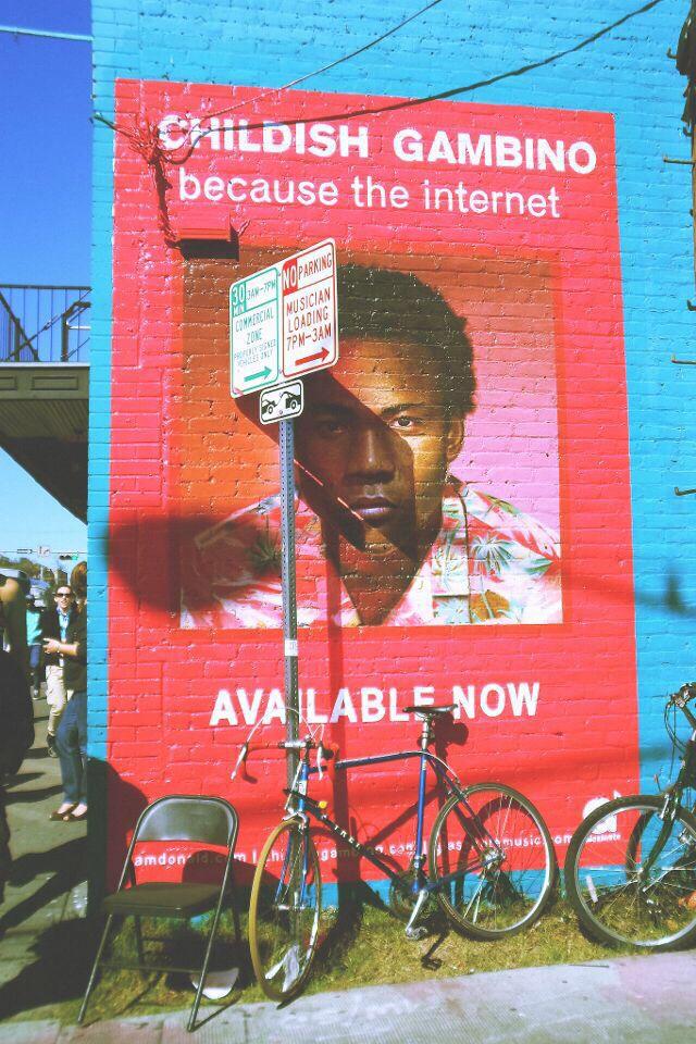 Childish Gambino 'Because the Internet'