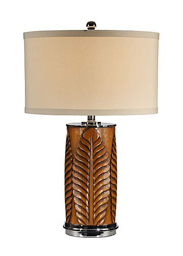 69 best tommy bahama images on pinterest tommy bahama buffet wood leaves lamp by tommy bahama hand carved wood table lamp for tropical or contemporary interiors aloadofball Choice Image