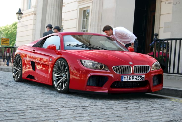 Rendering Bmw Supercar Is Predicted Launched In Cosas