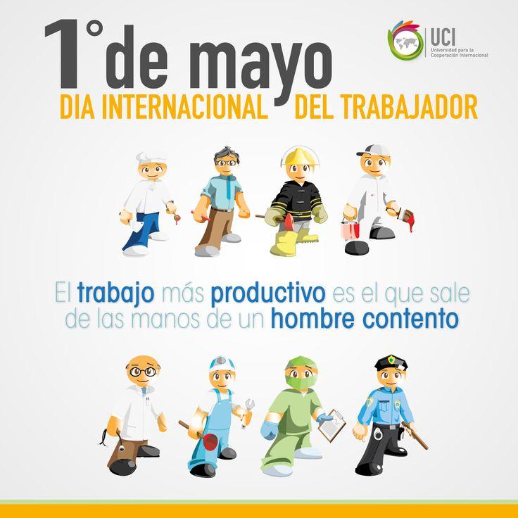 Día del Trabajador 1 de Mayo