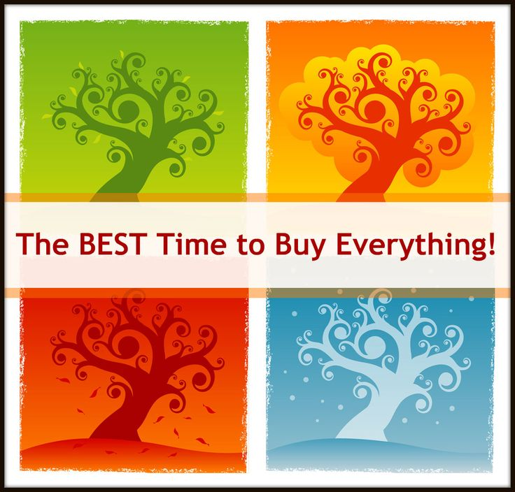 The Best Time to Buy Everything: Things Ideas, Save Money, Products Deals, Money Savingidea, Money Save, Buy Everything, Budget Fin Ideas, Money Money, Mom To Mom Sales Tips
