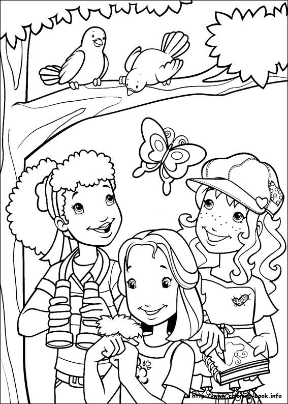 hobbies coloring pages - photo#14