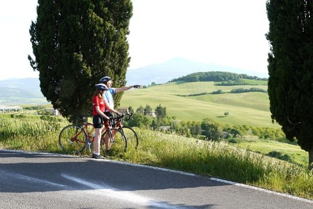 #7) Bike Riding: Butterfield & Robinson, Italy