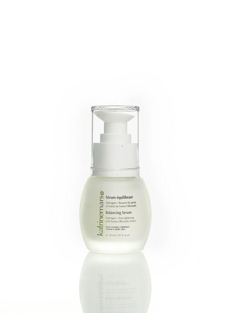 Sérum équilibrant Balancing serum #tightens #pores #regularizes #calm #redness #softens #refines #skin #texture