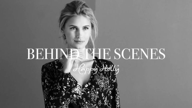 Behind The Scenes | AW16 Happy Holly