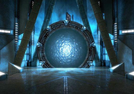 Portal star gate | Portal de Stargate