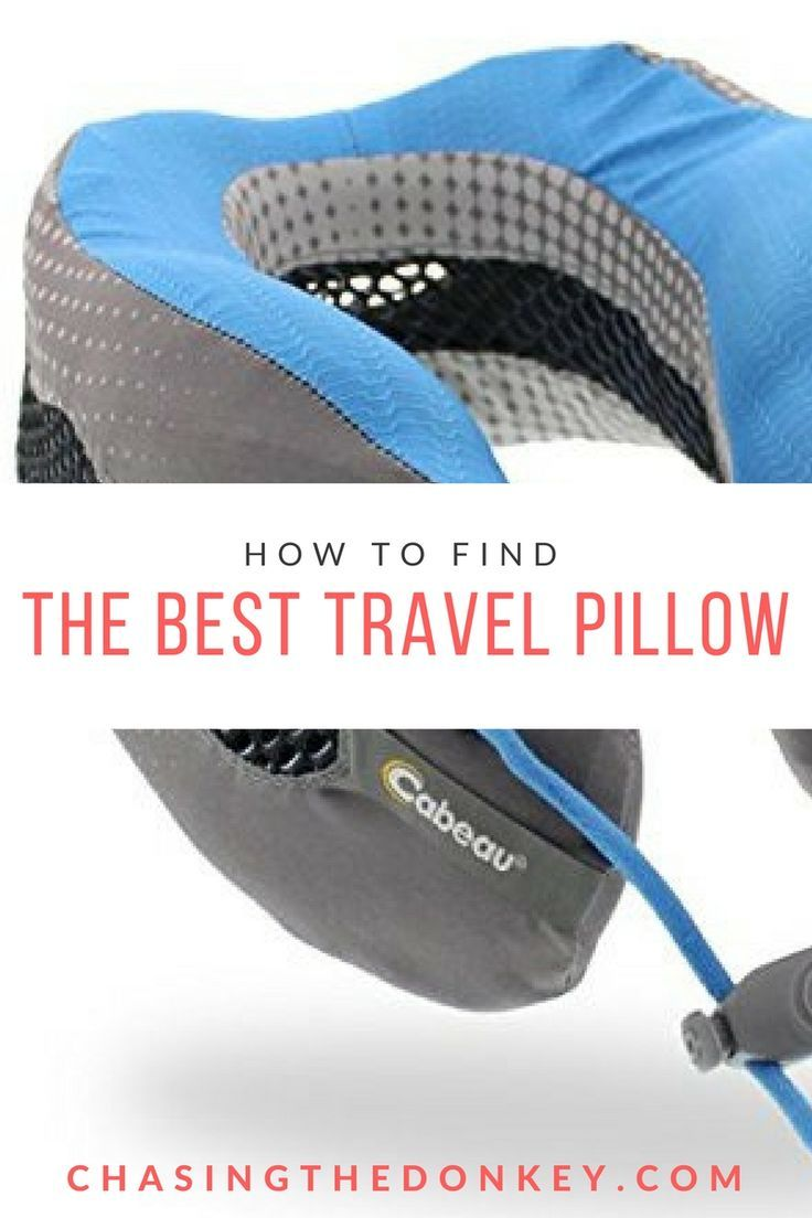 c2b1f1c3a408 Best Travel Pillow For Long Haul Flights Reviews 2019 - Croatia ...