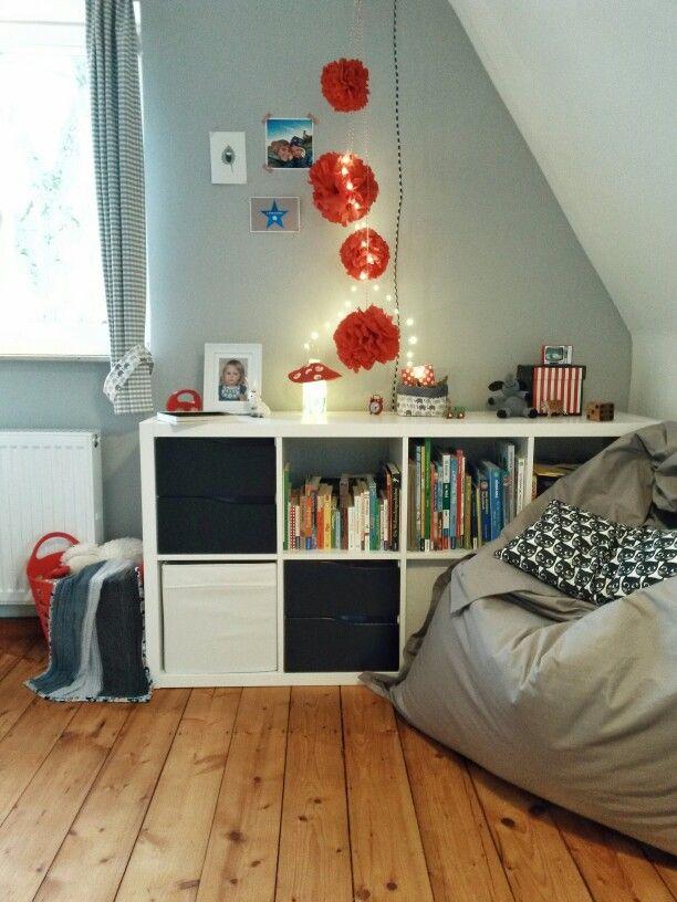 13 besten schlafraum krippe bilder auf pinterest m dchenzimmer christbaumanh nger und diy - Papierlampe kinderzimmer ...