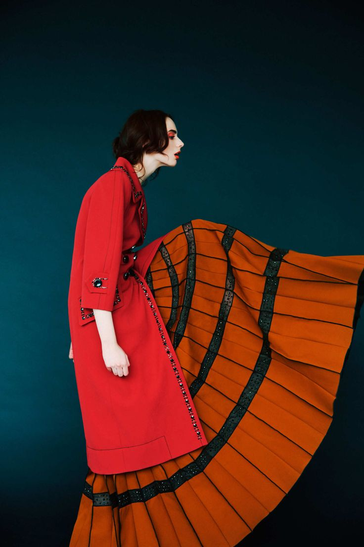 Erik Madigan Heck shooting Marc Jacobs Fall '15 for NY MAG September