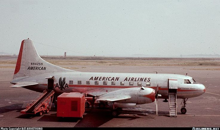 New York 16 September 1953 American Airlines Flight 723