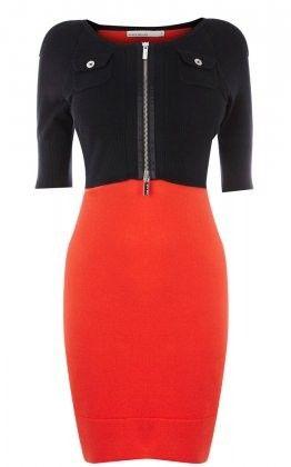 Special section Karen Millen Multicolor Dresses Red/Black Dublin More discounts surprises.
