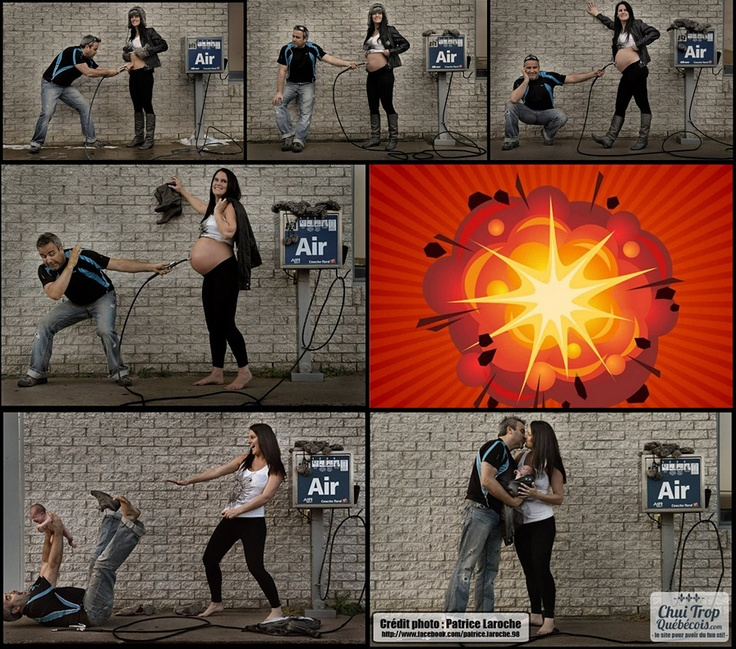 Creative Pregnancy Photo Project