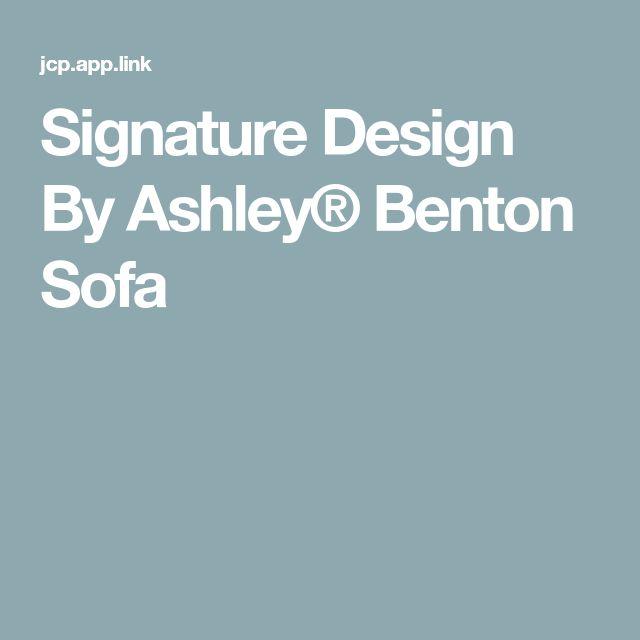 Signature Design By Ashley Benton Sofa Signature Design By Ashley Signature Design Living Room Remodel