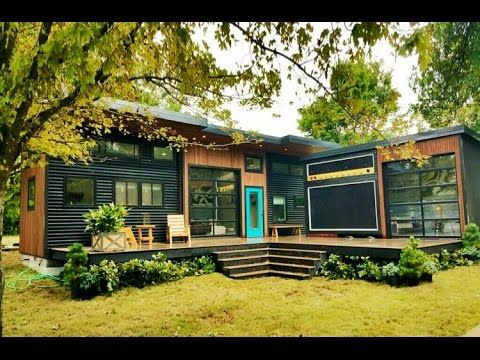 This Super Cool Tiny House In Arkansas Is Actually A