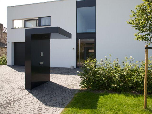 1000 images about nieuwbouw modern on pinterest ramen tes and belgium - Moderne huis gevel ...