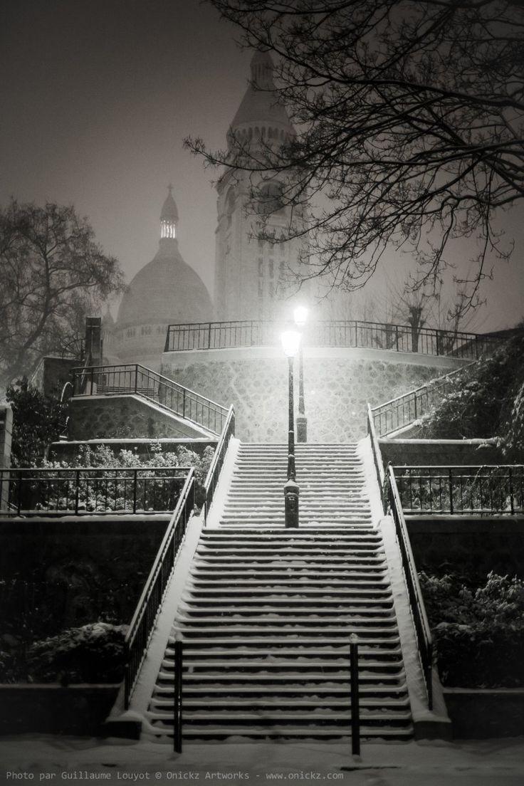 Paris snow 2013 - photo num 31723 par Guillaume Louyot Onickz Artworks