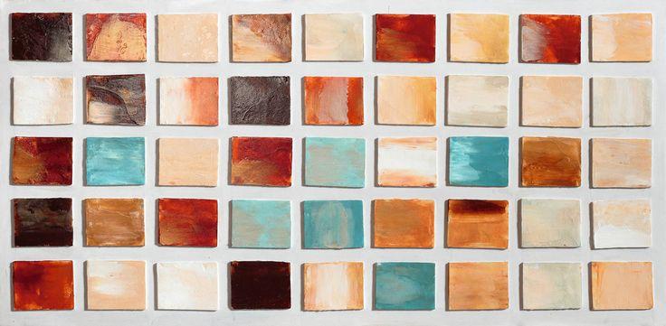 Dipinto art. z311 60x120 - Original paintings, Abstract, Art and images - Bubola & Naibo