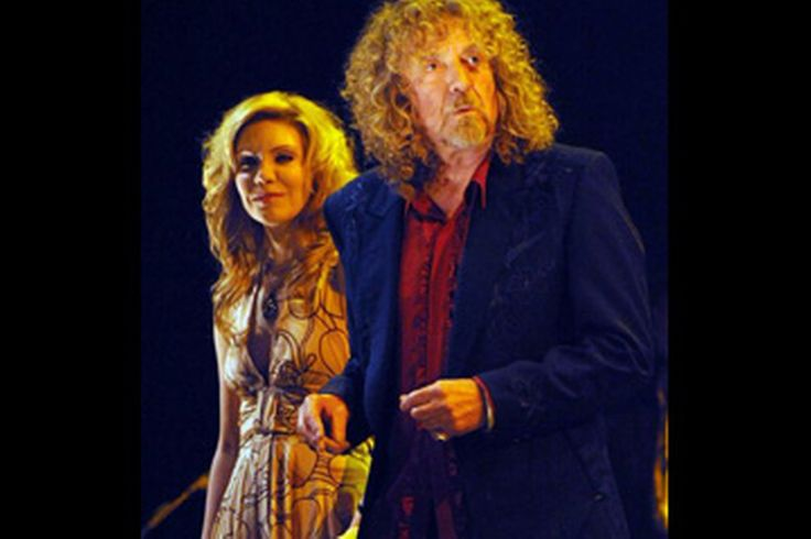 are alison krauss and robert plant in a relationship