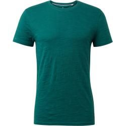 Tom Tailor Herren T-Shirt im Camouflage-Look, grün, gemustert, Gr.S Tom TailorTom Tailor