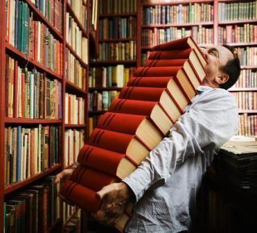 Libreria di casa, voi come la organizzate? Ecco alcune idee