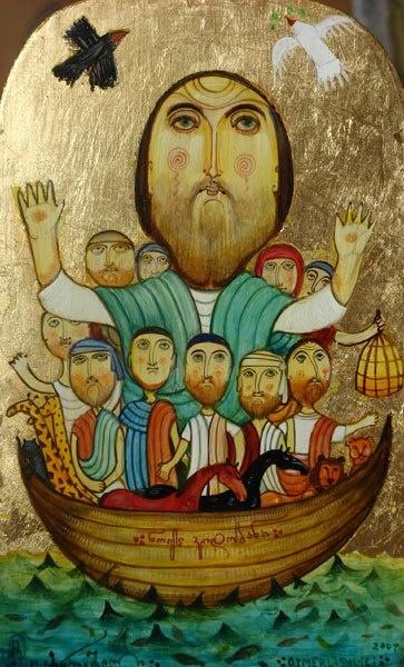 Otar Imerlishvili , Georgia A arca de Noé