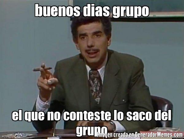 Pin De Fatima En Mi Mente En 2020 Memes De Buenos Dias Buenos Dias Memes Chistosos Buen Dia Grupo