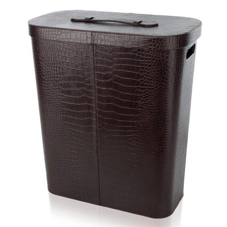 Kaufen Sie Moeve Laundry Box Croco Waschekorb Wolle Kaufen Box