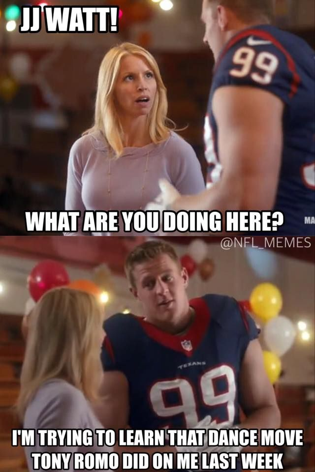 New JJ Watt Commercial.