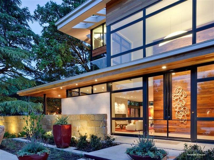 Caruth Boulevard Residence By Tom Reisenbichler · Dallas TexasTexas UsaTomsModern  HomesContemporary HomesContemporary House DesignsDream ...