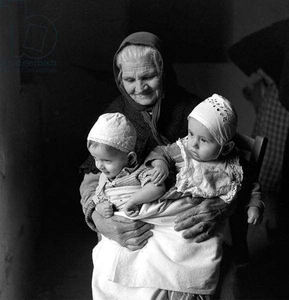 Πελοπόννησος 1950