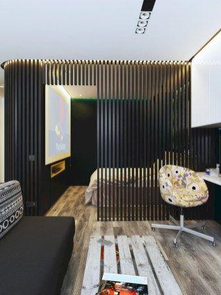 40 Stylish Studio Apartment Floor Plans Ideas Studio apartment