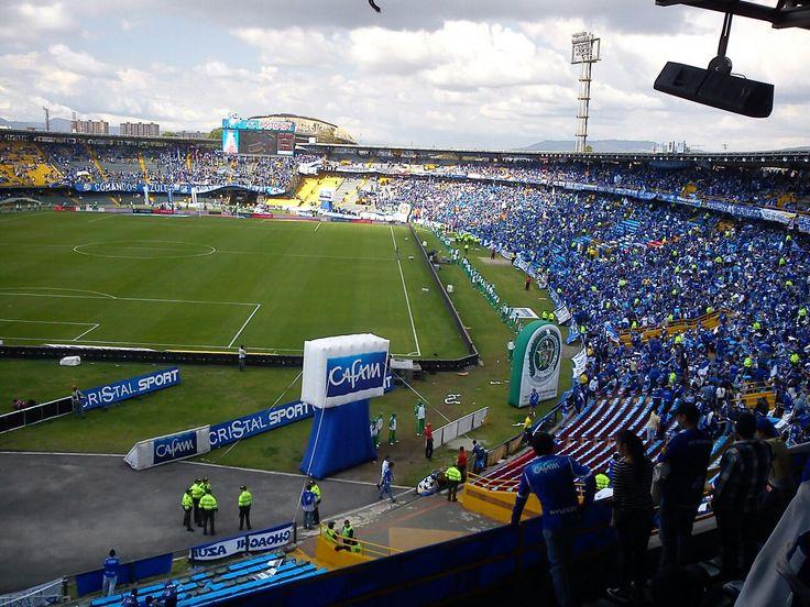 Millonarios FC, estadio Nemesio Camacho el Campín