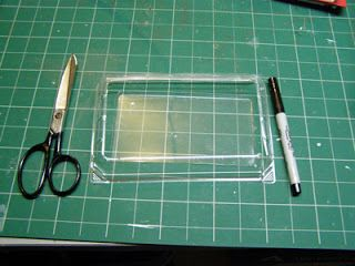 Tutorial to make shrink plastic from recycled packaging paper