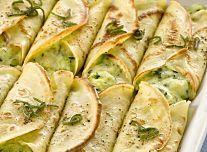 Fusilli con zucchine, fiori di zucca e salsiccia | Sale&Pepe