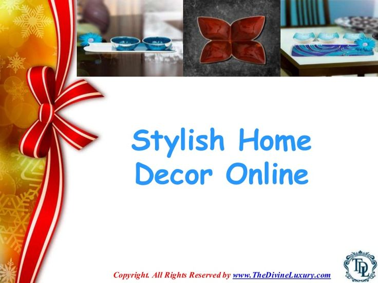 We are the people for whom guest are more like God so to make the service luxurious make it with stylish home décor by shopping stylish home décor online. We as largest online shopping destination in India for home décor bring home décor products online options. Take a glimpse of these antiques you will undoubtedly fall for these online home accessories which will match your desires of bringing home to life.