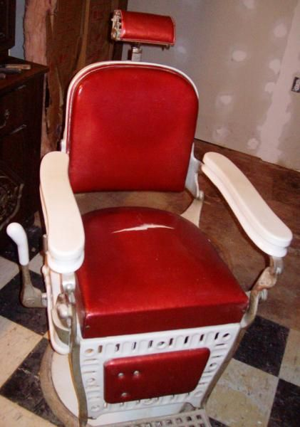 Antique Barber's Chair. Would like appraisal. antique appraisal . - Best 25+ Antique Appraisal Ideas On Pinterest Antique Music Box